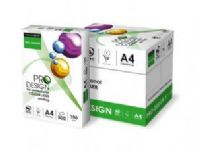 A4 Pro Design 100GSM Printer Paper High White - 500 Sheets